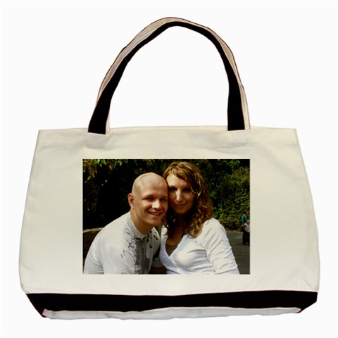 By Amanda Bishop   Basic Tote Bag   N02lc4hryr5h   Www Artscow Com Front