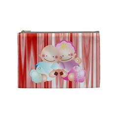 Bolsa Babys By Lydia   Cosmetic Bag (medium)   Xwcmmmt0jphw   Www Artscow Com Front