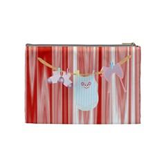 Bolsa Babys By Lydia   Cosmetic Bag (medium)   Xwcmmmt0jphw   Www Artscow Com Back