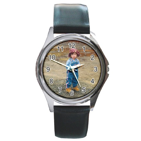 By Debbie   Round Metal Watch   F2jctagonc76   Www Artscow Com Front