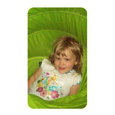 Abby By Nancy L Miller   Memory Card Reader (rectangular)   Ug0m7we0fw2g   Www Artscow Com Front