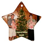 Christmas 2006 Ornament - Ornament (Star)