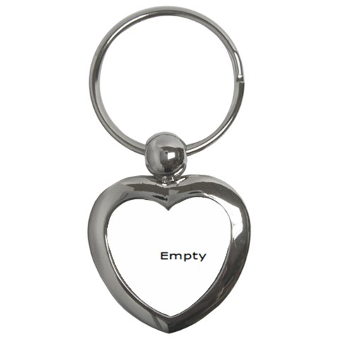 By Tristin Brull   Key Chain (heart)   Ujjhnodew7ac   Www Artscow Com Front