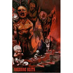 Bloodba! By Guille   5 5  X 8 5  Notebook   Yij51nree8ji   Www Artscow Com Front Cover