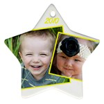 severson 2 - Ornament (Star)
