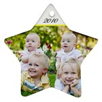 danielson kids - Ornament (Star)