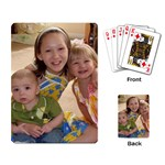 Cousins Playing cards - Playing Cards Single Design