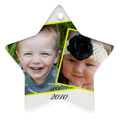 Severson By Mary   Ornament (star)   Yhdv5wgxlwox   Www Artscow Com Front