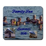 Family Fun 2010 - Collage Mousepad