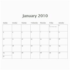 Kalendar 2 By Magdalena Dobreva   Wall Calendar 11  X 8 5  (12 Months)   Houlx6xkgqgz   Www Artscow Com Jan 2010