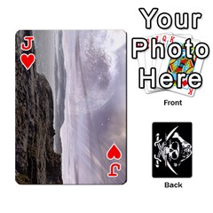 Jack Card Deck By Adrian Wilkinson   Playing Cards 54 Designs   7xmj9avsn9id   Www Artscow Com Front - HeartJ