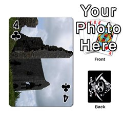 Card Deck By Adrian Wilkinson   Playing Cards 54 Designs   7xmj9avsn9id   Www Artscow Com Front - Club4