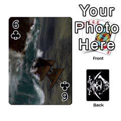 Card Deck By Adrian Wilkinson   Playing Cards 54 Designs   7xmj9avsn9id   Www Artscow Com Front - Club6