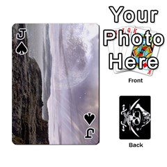 Jack Card Deck By Adrian Wilkinson   Playing Cards 54 Designs   7xmj9avsn9id   Www Artscow Com Front - SpadeJ