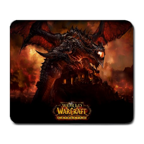 B By Jamie Dowen   Large Mousepad   Kwkzcph6f70g   Www Artscow Com Front