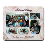 Supakorn Pothong - Collage Mousepad