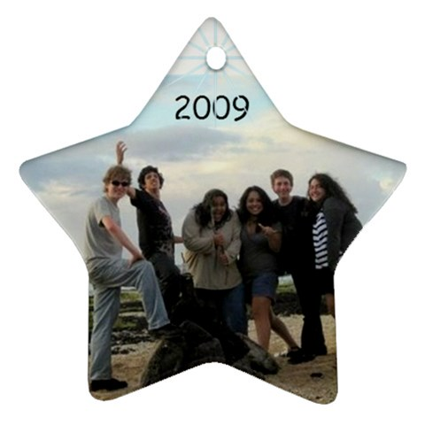 Acadec Ornament 2009 By Janet   Ornament (star)   Iu498g5ohal9   Www Artscow Com Front