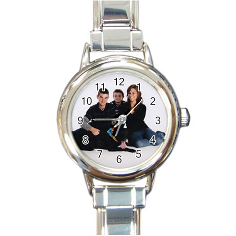 Susan s Reason s By Susan Height Kaplan   Round Italian Charm Watch   8d57fqt1loh7   Www Artscow Com Front