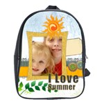 kid school bag - School Bag (Large)