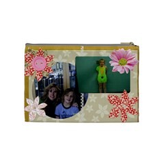 Kelly By Tausha   Cosmetic Bag (medium)   1ggbrt2lcgjv   Www Artscow Com Back