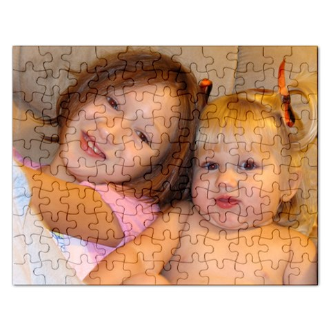 My Girls By Angie   Jigsaw Puzzle (rectangular)   6f7goycp352f   Www Artscow Com Front