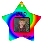 chloe - Ornament (Star)