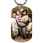 family dogtag - Dog Tag (Two Sides)