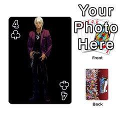 Pwcards By Wes   Playing Cards 54 Designs   Fh6uhkjiy9tq   Www Artscow Com Front - Club4