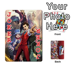 Pwcards By Wes   Playing Cards 54 Designs   Fh6uhkjiy9tq   Www Artscow Com Front - Joker2