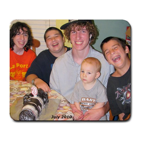 Grandpamousepad By Amarilloyankee   Large Mousepad   C618uy5z90j5   Www Artscow Com Front