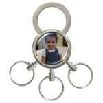 ajkeychain - 3-Ring Key Chain