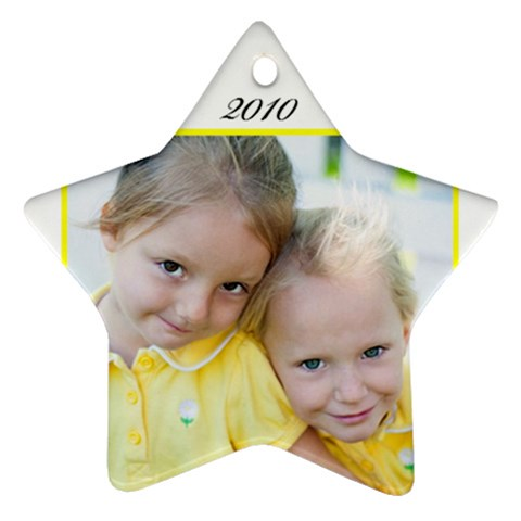 Rehm By Mary   Ornament (star)   Ecghx2hsm755   Www Artscow Com Front