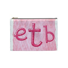 Erin By Taylor   Cosmetic Bag (medium)   Tq80h52ckddg   Www Artscow Com Front