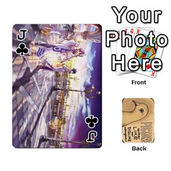 Jack Randomcards By K Kaze   Playing Cards 54 Designs   Bynn6rsti2jj   Www Artscow Com Front - ClubJ