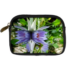 Flower Camera Case By Marina   Digital Camera Leather Case   Mwwnhpdxduzx   Www Artscow Com Front