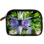 Flower Camera Case - Digital Camera Leather Case