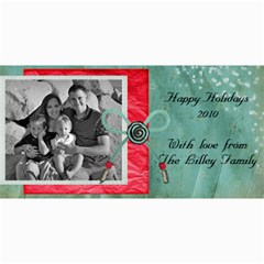4x8 Christmas Cards By Noheya   4  X 8  Photo Cards   16fesq66qdlu   Www Artscow Com 8 x4 Photo Card - 1