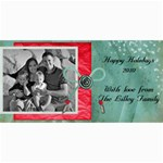 4x8 Christmas cards - 4  x 8  Photo Cards