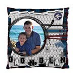 Dylan s pillow - Standard Cushion Case (One Side)