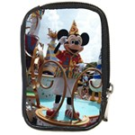 Mickey Celebration Camera Case - Compact Camera Leather Case