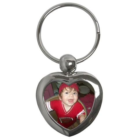 Heart Camera Keychain By Tonya Smith   Key Chain (heart)   Zkv7h7pdats6   Www Artscow Com Front