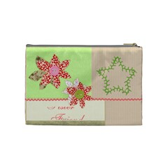 Dee Medium Bag By Devon   Cosmetic Bag (medium)   8tql0b8fnraa   Www Artscow Com Back