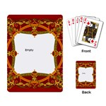 Jamies gift - Playing Cards Single Design