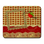 Love you berry much- large mousepad