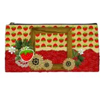 Pencil case- strawberries