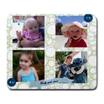 Mousepad Girls - Collage Mousepad