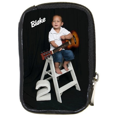 Blake Camera Case by Elizabeth J Daley Front