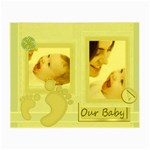 our baby - Small Glasses Cloth