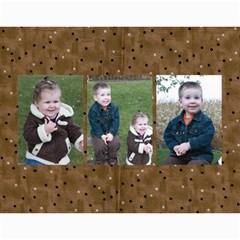 Abbiescalendar By Kerrigan Family   Wall Calendar 11  X 8 5  (12 Months)   96vdxqqi3x08   Www Artscow Com Month