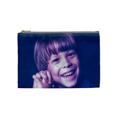 By Steffany    Cosmetic Bag (medium)   Rk7cp3hlffcw   Www Artscow Com Front